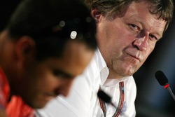 Conferencia de prensa: Norbert Haug