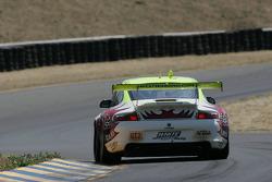 #31 Petersen Motorsports/White Lightning Racing Porsche 911 GT3 RSR: Michael Petersen, Patrick Long,