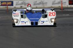 #20 Dyson Racing Team Lola EX257 AER: Chris Dyson, Andy Wallace