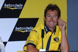 Troy Bayliss. Pons Honda