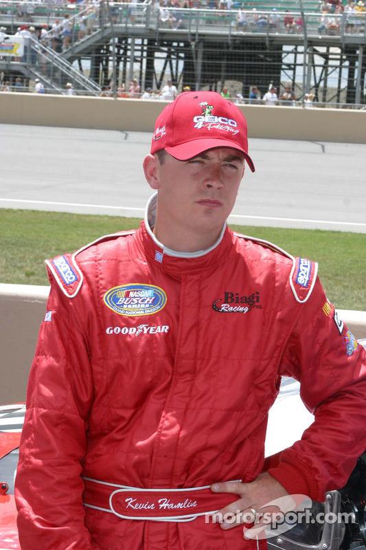Kevin Hamlin