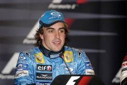 Conférence de presse : Fernando Alonso, vainqueur