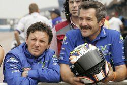 Miembros del equipo Gresini Racing