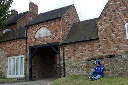 Zuhause bei Marco Melandri in Derby