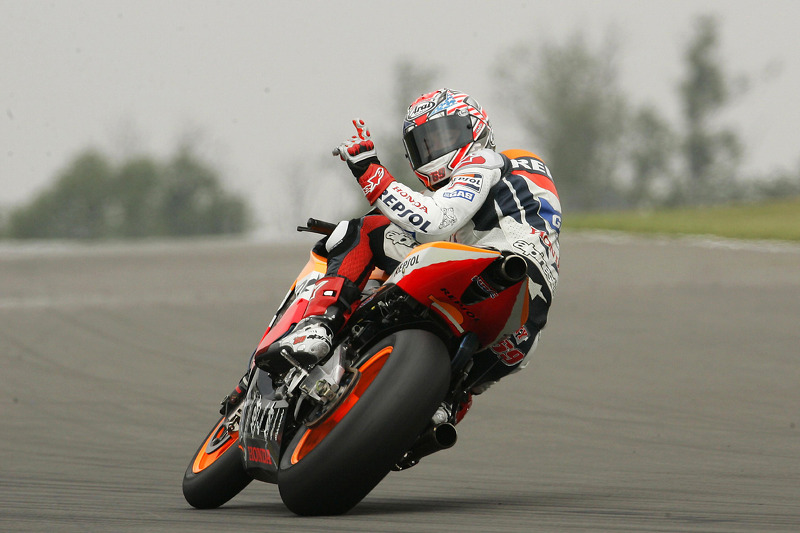 2005, Nicky Hayden, Repsol Honda, MotoGP