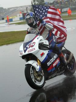 2. Kenny Roberts Jr., Suzuki
