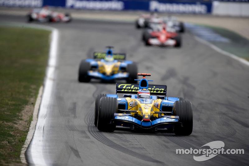 7. Gran Premio de Alemania de 2005