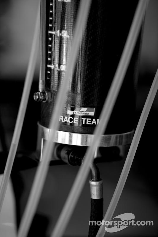 Detalle del equipo BAR Honda