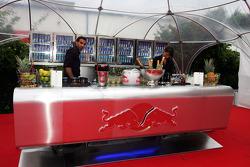 Red Bull Petit Prix en Manheim: el bar