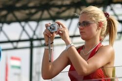 Un fotógrafo lindo
