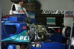 Garage Sauber