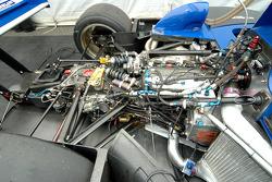 Riley & Scott engine