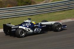 Nick Heidfeld, Williams FW27