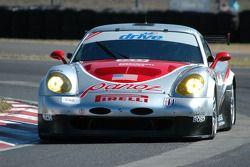 #50 Panoz Motor Sports Panoz Esperante GTLM: Bryan Sellers, Robin Liddell
