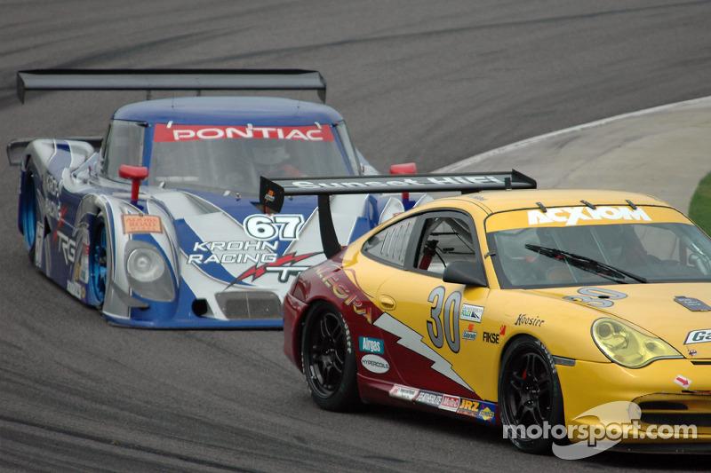 Alegra Motorsports Porsche GT3 Cup : Carlos de Quesada, Scooter Gabel; Krohn Racing / TRG Pontiac