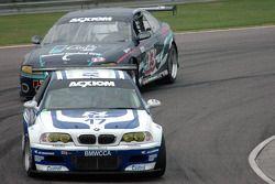 #17 Prototype Technology Group BMW M3: RJ Valentine, Kelly Collins, #23 Horizon Motorsports LLC Pont