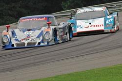 #67 Krohn Racing/ TRG Pontiac Riley: Tracy Krohn, Nic Jonsson, #8 Rx.com/ Synergy Racing BMW Doran: Burt Frisselle, Brian Frisselle