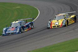 #10 SunTrust Racing Pontiac Riley: Wayne Taylor, Max Angelelli, #6 Michael Shank Racing Pontiac Rile