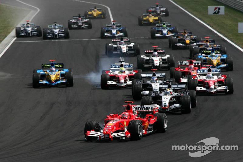 Гран При Венгрии 2005