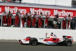 Tercer lugar final para Ralf Schumacher
