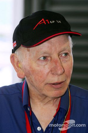 John Surtees, A1 Team Great Britain Chairman