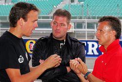 Jos Verstappen, A1 Team Nederland mry Jan Lammers A1 Team Netherlands seat holder