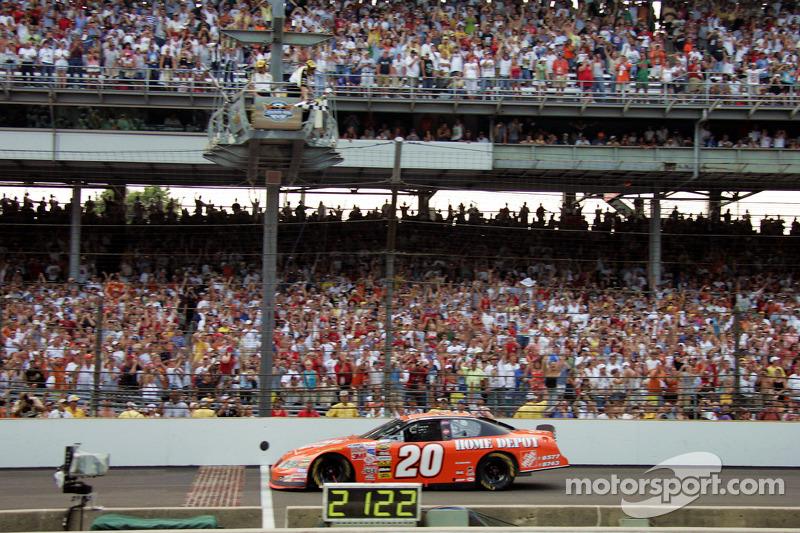 Juli 2005: Der ersehnte Triumph in Indianapolis