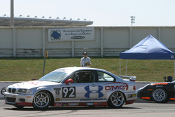 #92 Anchor Racing BMW M3: John Munson, James Sofronas gets going again