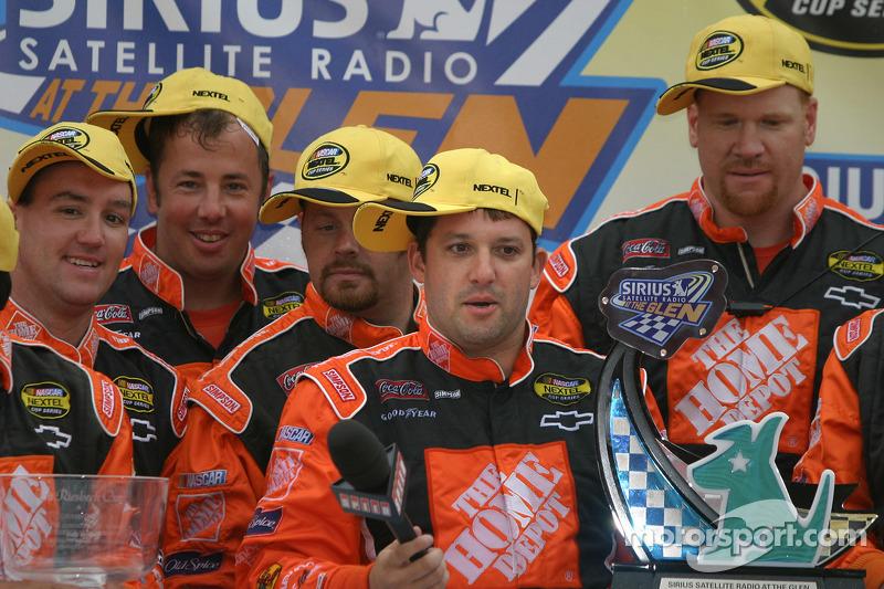 2005, Watkins Glen: Tony Stewart (Gibbs-Chevrolet)