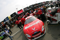 Motorcraft Ford crew members at work