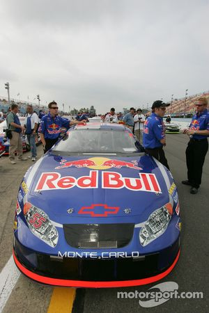 The Red Bull Chevy