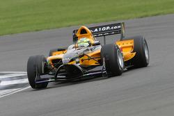 Thomas Scheckter, A1 Team South Africa