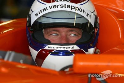 A1 Grand Prix Officiële test