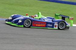 #18 Rollcentre Racing Dallara Nissan - LMP 900: Harold Primat, Bruce Jouany
