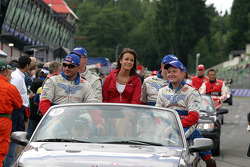 #17 Russian Age Racing Ferrari 550 Maranello: Jamie Campbell Wallter, Nicolas Minassian, Nikolai Fomenko, Alexei Vasiliev