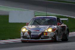 #124 Muhlner Motorsport Porsche 996 GT3 Cup: Chris Mattheus, Steve Van Bellingen, André Fumal, Christophe Geoffroy