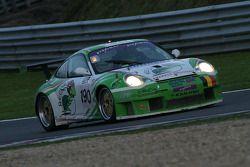 #190 Nicolas De Gastines Porsche 996 GT3-RS: Nicolas De Gastines, Tom Cloet, Bert Van Rossem, Danny De Laet