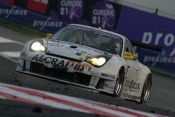 #191 Renstal De Bokkenrijders Porsche 996 GT3-RS: Rudi Penders, Franz Lamot, Bart Couwberghs