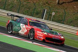 #11 Larbre Competition Ferrari 550 Maranello: Vincent Vosse, Kurt Mollekens, Gabriele Gardel, Christ