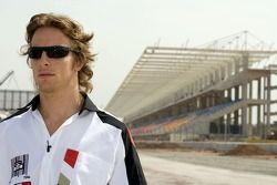 Visit, Istanbul Otodrom: Jenson Button