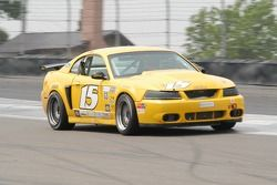 #15 Frederick Motorsports Mustang Cobra: Greg Camp, Jeff Lapcevich