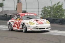 La Porsche GT3 Cup n°37 du TPC Racing : John Littlechild, Spencer Pumpelly