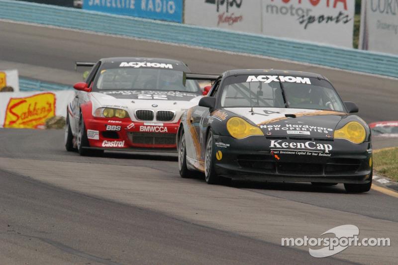 #14 Autometrics Motorsports Porsche GT3 Cup: Cory Friedman, Leh Keen, Wolf Henzler