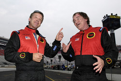Wally Dallenbach and Quentin Tarantino