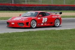 #89 Falcon Racing Ferrari 360GT: Lawrence Stroll, Nick Longhi