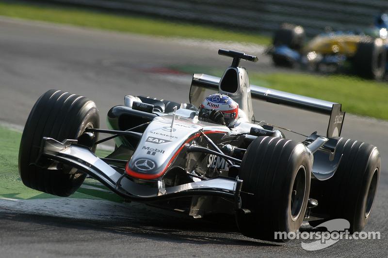 2005 : McLaren MP4-20 - Mercedes