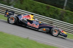 Дэвид Култхард, Red Bull Racing RB1