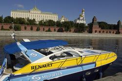 Boats, Moskva river