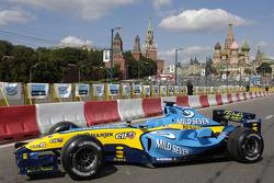 Renault F1, display