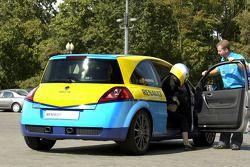Renault Megane Sport demonstration